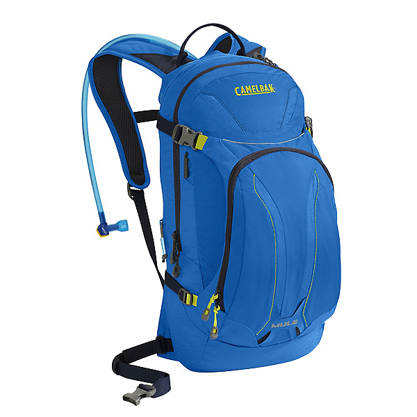CamelBak M.U.L.E. Hydration Pack, Electric Blue, 600