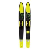 HO Sports Burner Pro Combo Water Skis With FreeMAX Bindings, , medium