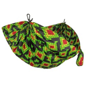 Grand Trunk Double Hammock 2017, Rasta Scales, medium