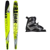 Radar Skis Alloy Senate Slalom Water Ski 2015, , medium