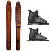 Radar Skis Satori Slalom Water Ski 2015, , medium
