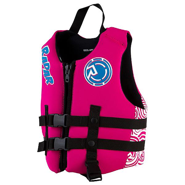 Radar Skis Akemi Toddler Life Vest, , 600
