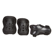 5th Element Junior Three Pad Pack, Black, medium