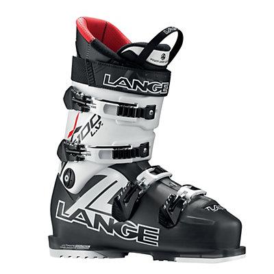 Lange RX 100 L.V. Ski Boots, Black-White, viewer