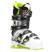 Lange XT 100 L.V. Ski Boots, White-Black, medium