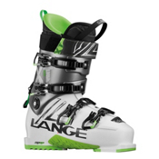 Lange XT 100 Ski Boots, White-Black, medium