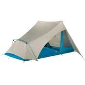 Sierra Designs Flashlight 2 Tent, Tan-Blue, medium