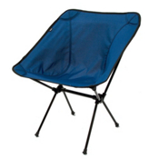 Travel Chair Steel Joey Chair, Blue, medium