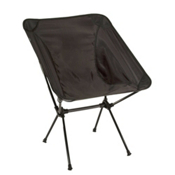 Travel Chair Steel Joey Chair, Black, medium