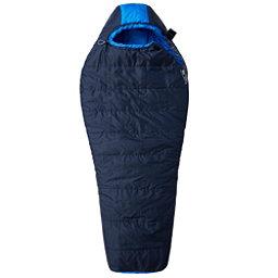 Mountain Hardwear Bozeman Flame Regular Sleeping Bag, Collegiate Navy, 256
