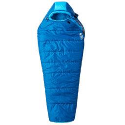 Mountain Hardwear Bozeman Flame Regular Womens Sleeping Bag, Deep Lagoon, 256