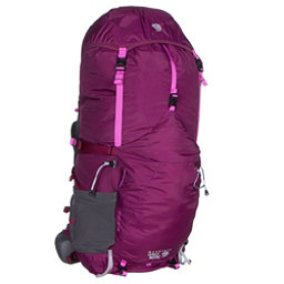 Mountain Hardwear Ozonic 58 Outdry Womens Backpack, Dark Raspberry, 256