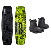 Ronix Code 21 Wakeboard With Network Bindings 2015, , medium