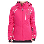 Rossignol Comet Womens Insulated Ski Jacket, Cochineal, medium