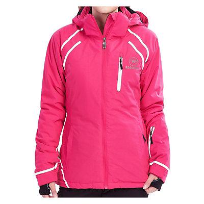 Rossignol Comet Womens Insulated Ski Jacket, Black, viewer