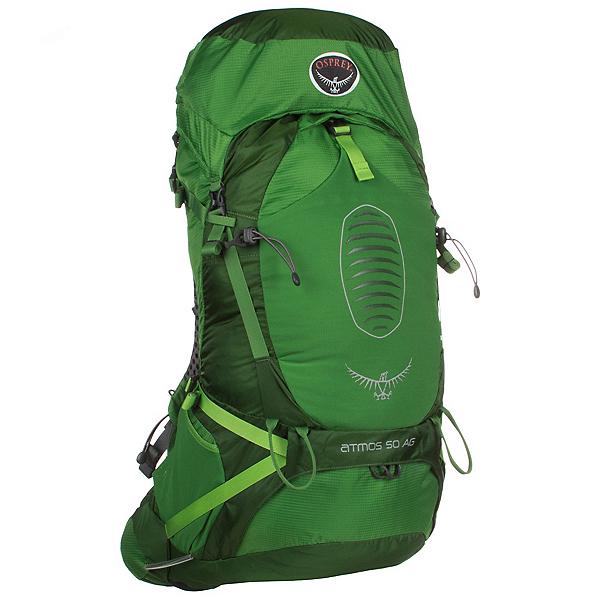 Osprey Atmos 50 AG Backpack 2017, Absinthe Green, 600