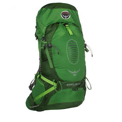 Osprey Atmos 50 AG Backpack, Absinthe Green, viewer