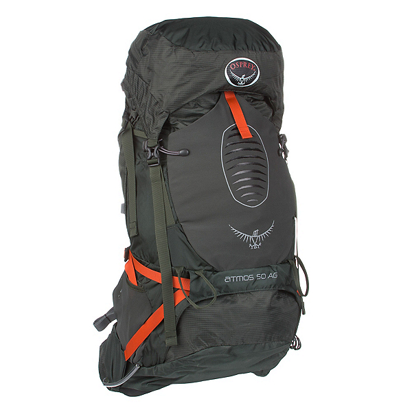 Osprey Atmos 50 AG Backpack 2017, Graphite Grey, 600