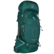 Osprey Aura AG 65 Womens Backpack, Rainforest Green, medium