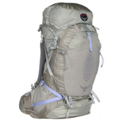 Osprey Aura AG 65 Womens Backpack, Silver Streak, medium