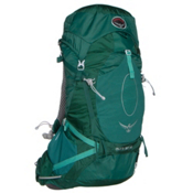 Osprey Aura AG 50 Womens Backpack 2016, Rainforest Green, medium