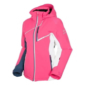Rossignol Comet STR Womens Insulated Ski Jacket, Berrypink, medium