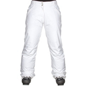Rossignol Flurry Womens Ski Pants, White, medium