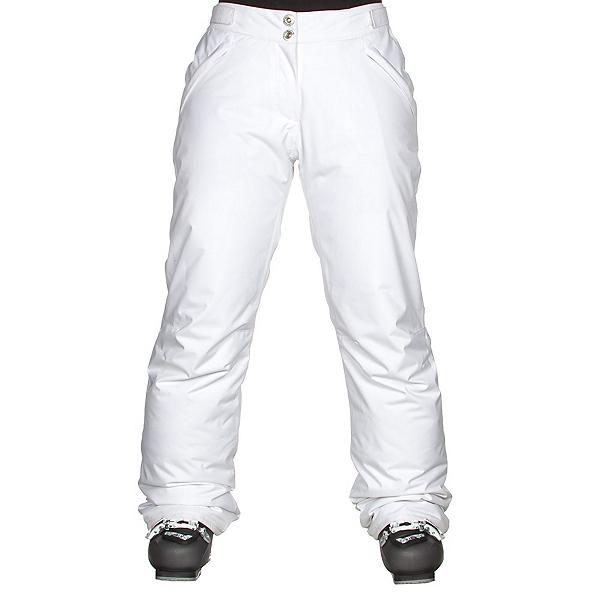 Rossignol Flurry Womens Ski Pants, White, 600
