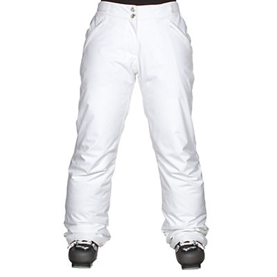 Rossignol Flurry Womens Ski Pants, White, viewer