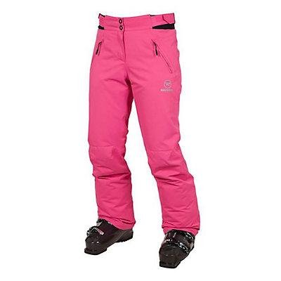 Rossignol Moon Womens Ski Pants, Berrypink, viewer