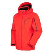Rossignol Warrior Mens Insulated Ski Jacket, Blaze Red, medium