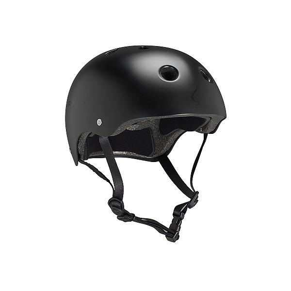 Pro-Tec The Classic Mens Skate Helmet, Satin Black, 600