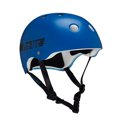 Pro-Tec The Classic Mens Skate Helmet, Satin Black, viewer