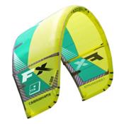 Cabrinha FX Kiteboarding Kite, Yellow-Green, medium