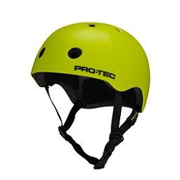 Pro-Tec Street Lite Mens Skate Helmet, Satin Bright Green, 256