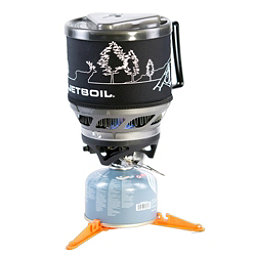 Jetboil MiniMo Cooking System, Carbon-Line Art, 256