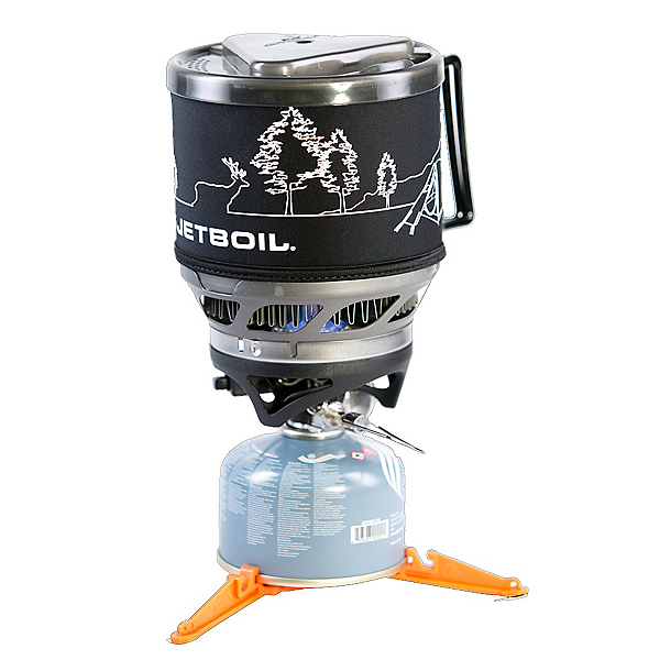 Jetboil MiniMo Cooking System, Carbon-Line Art, 600