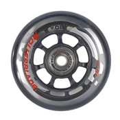 Rollerblade Wheel Kit 76mm/80A Inline Skate Wheels with SG5 Bearings - 8pack 2016, , medium