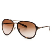 Oakley Kick Back Womens Sunglasses, Rose Gold-Vr50 Brown Gradient, medium