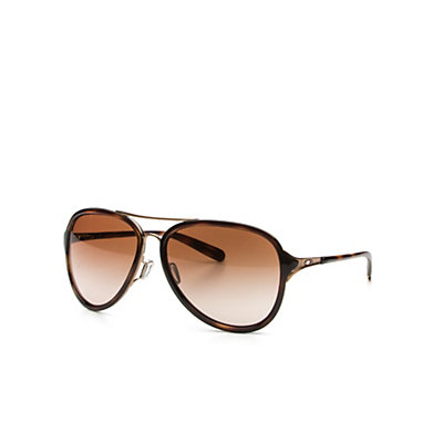 Oakley Kick Back Womens Sunglasses, Rose Gold-Vr50 Brown Gradient, viewer