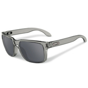 Oakley Holbrook Sunglasses, Grey Ink-Black Iridium, medium