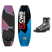 CWB Kink Wakeboard With Optima Bindings 2015, , medium