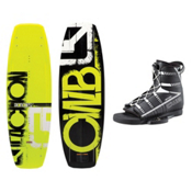 CWB Faction Wakeboard With Optima Bindings, , medium