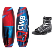 CWB Absolute Wakeboard With Optima Bindings, , medium