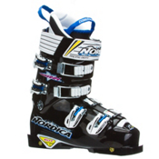 Nordica Dobermann WC EDT 130 Race Ski Boots, Black, medium