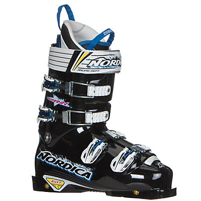 Nordica Dobermann WC 150 EDT Race Ski Boots, Black, viewer