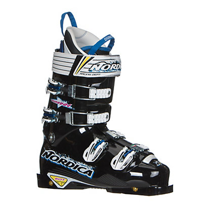 Nordica Dobermann WC 150 EDT Race Ski Boots, Black, viewer