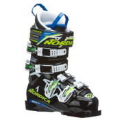 Nordica Dobermann Pro EDT 130 Race Ski Boots, Black, medium
