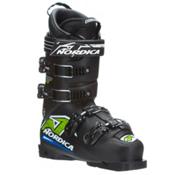 Nordica Dobermann Pro 120 Race Ski Boots, Black, medium