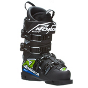 Nordica Doberman Pro 130 Race Ski Boots, Black, medium